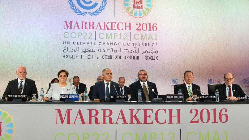 cop-22-la-proclamation-de-marrakech